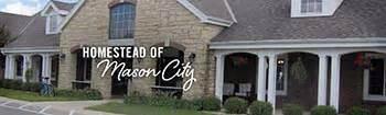 homestead of city memory care in city iowa ia