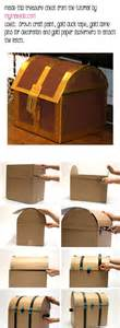 pirate treasure chest template 1000 ideas about treasure chest craft on