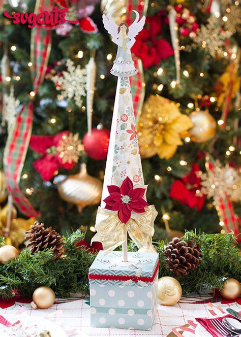 festive christmas tablescape  ilda dias svgcutscom blog