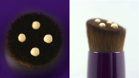 by terry light expert perfecting foundation brush sandy 10 by terry light expert click brush video youtube