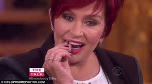 Sharon Osbourne regales with shocking tales of first dates