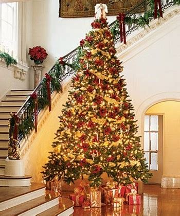 elegant holiday trees the buzz blog diane james home