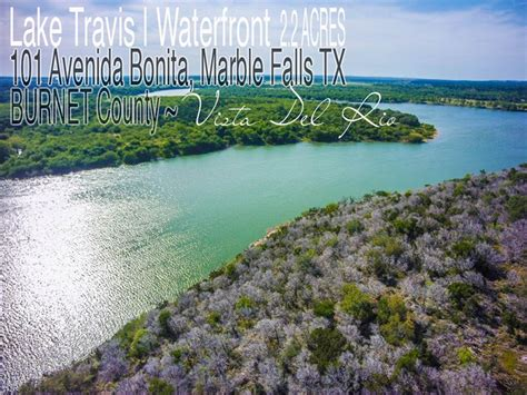 Which County Is Marble Falls - 2 22 acres in burnet county lot for sale marble falls