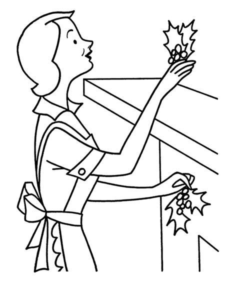 decorations colouring images cliparts co