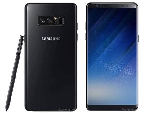 Samsung Galaxy Note 8 Back Casing Design 056 samsung galaxy note 8 is this what samsung s next smartphone will look like pictures pics