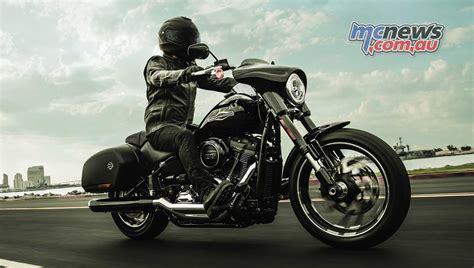 Harley Davidson Glide by Harley Launch New Versatile Softail Sport Glide Mcnews