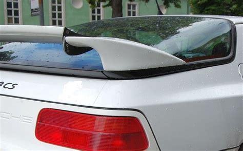 porsche 944 spoiler porsche 944 968 cs 924 turbo rear spoiler ebay 944