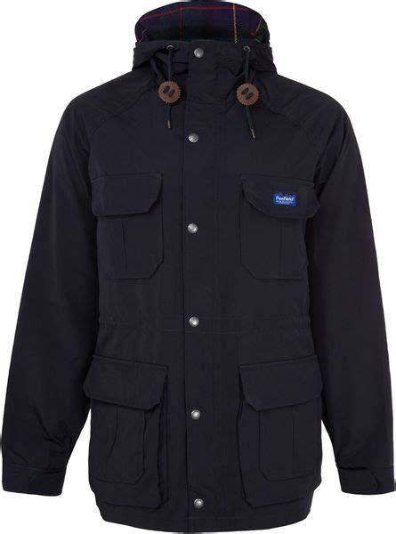 Uniqlo Navy Mountain Parka Jacket penfield navy kasson mountain parka jacket in blue for navy lyst