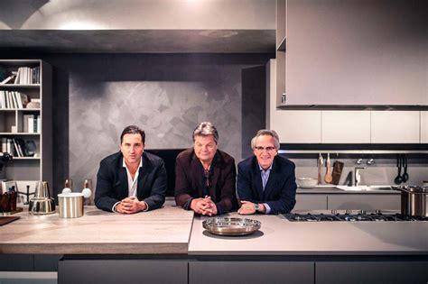 italian architect alfredo zengiaro collaborates with pedini cucine bagni e living di design made in italy