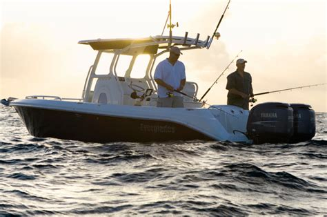 everglades boat performance research 2013 everglades boats 250cc on iboats