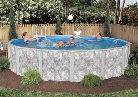 best ground above ground pools backyard dreams