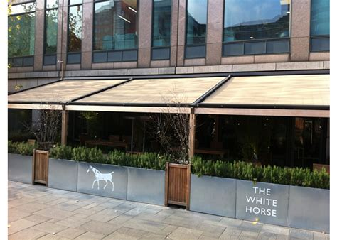 bar awnings and pub awnings bespoke manufacture in the uk