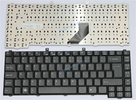 new for acer aspire 3100 5100 5630 series laptops keyboard