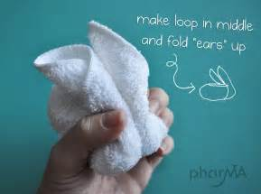 how to make a washcloth boo boo bunny ehow newhairstylesformen2014 com