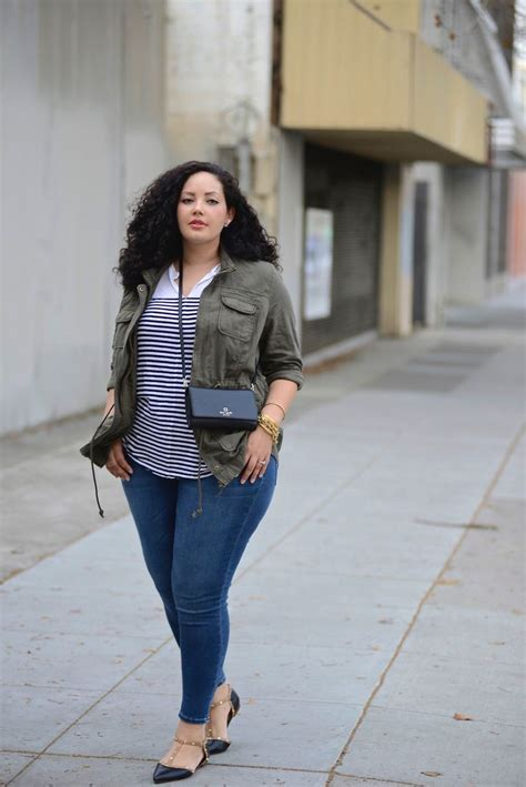 how should plus sized women wear their hair 27 stunning spring outfits ideas for plus size ladies