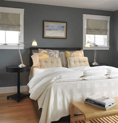 Decorating With Grey Walls | how to decorate a bedroom with grey walls