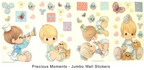 precious moments wall stickers kiara grace stek