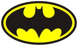 batman printable logo clipart
