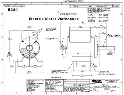 century ac motor 8 1075 32 22 wiring diagram century