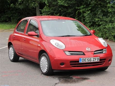 nissan micra 2007 used nissan micra 2007 colour petrol for sale in epsom