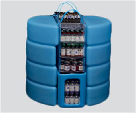 vaccine storage containers portable cordless vaccine storage device comsol