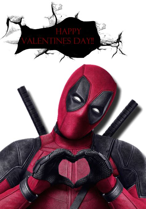 deadpool s day pg deadpool valentines day card by ladyevel on deviantart