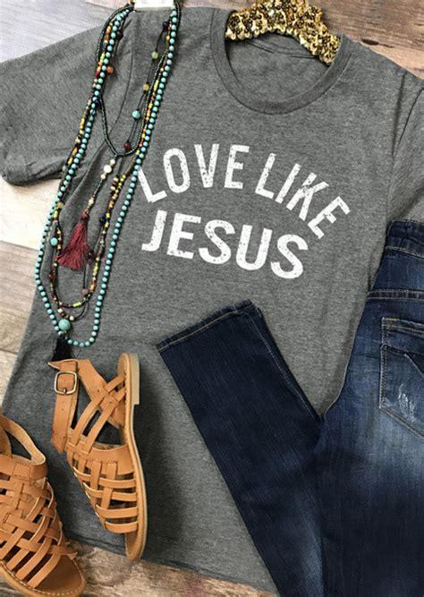 love  jesus  shirt fairyseason