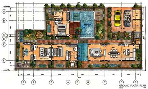 Balinese Style House Plans Villa For Sale By Owner Bali Villa C Pool Garden Bali