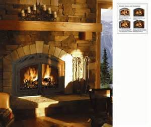 Napoleon Fireplace Napoleon High Country Nz6000 Wood Burning Fireplace