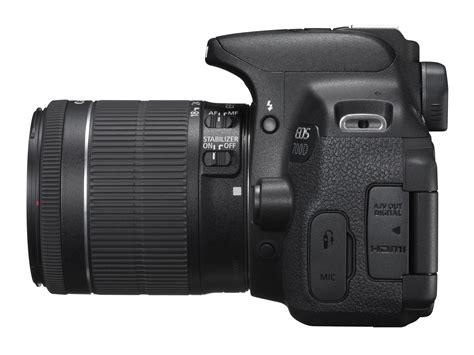 Second Dslr Canon Eos 700d canon announces eos 700d rebel t5i 18mp and 18 55mm stm lens digital photography review