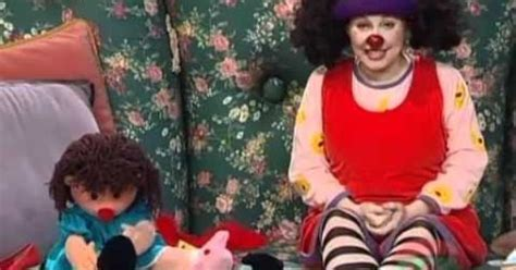 kids show big comfy couch the big comfy couch loonette going back in time tv