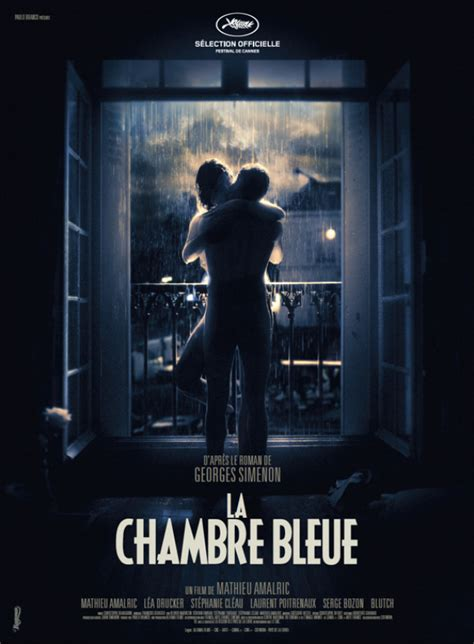 What Book Is The Room Based On Dreaming Of The Trailer For La Chambre Bleue Blue