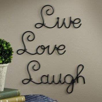 live love laugh bathroom set live love laugh set 3 wall mount metal wall word sculpture wall decor