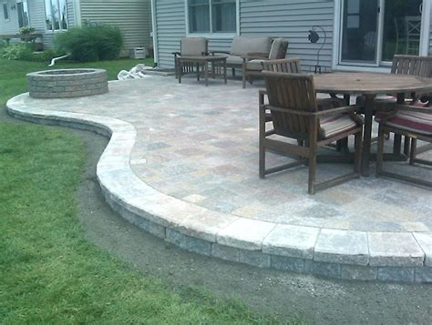 best patio ideas cheap from pavers for paver patios images