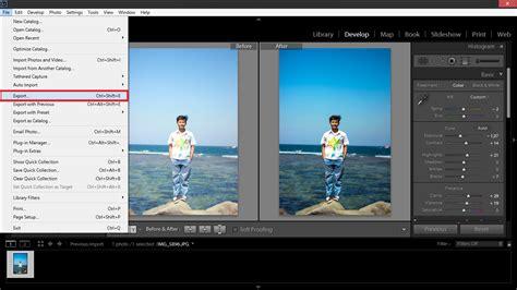 cara edit foto di adobe photoshop lightroom cara mudah menggunakan adobe lightroom recent notification