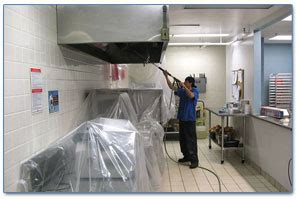 Kitchen Exhaust Cleaners Why Cleaning Your Kitchen Exhaust System Is Important