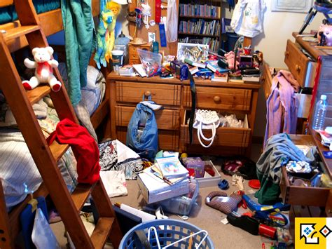 cluttered bedroom the cost of clutter decluttr me
