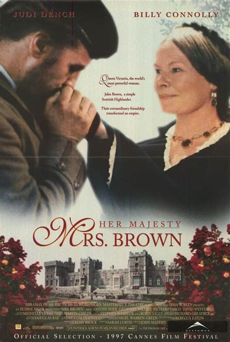 queen victoria and john brown film mrs brown movie posters at movie poster warehouse