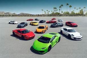 Las Vegas Lamborghini Track Exotics Racing Las Vegas Race Supercars On The Track