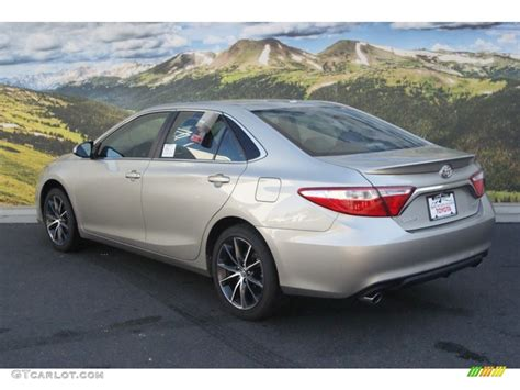 Toyota Camry Creme Brulee 2015 Creme Brulee Mica Toyota Camry Xse V6 98854170 Photo