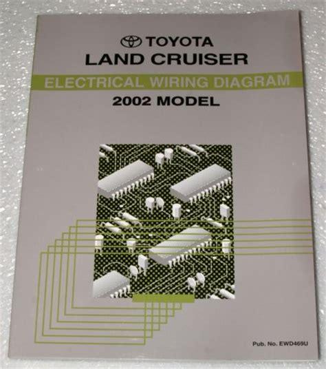 100 series landcruiser spotlight wiring diagram