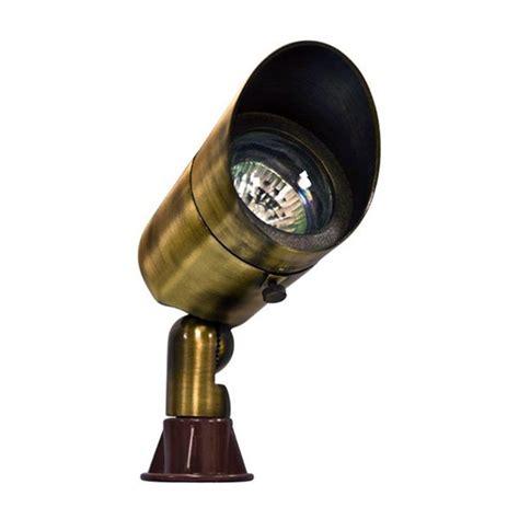 Outdoor Directional Lighting Filament Design Skive 1 Light Antique Brass Outdoor Directional Spot Light Cli Dbm2550 The