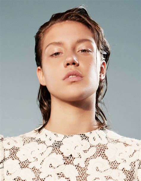 2015 adele exarchopoulos adele exarchopoulos interview magazine germany