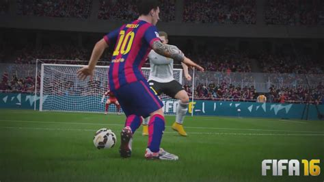 leo messi tattoo fifa 16 fifa 16 messi new trailer gameplay info new features