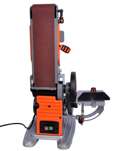 bench sanders 375w belt sander bench sander electric sander belt and disc sander ebay