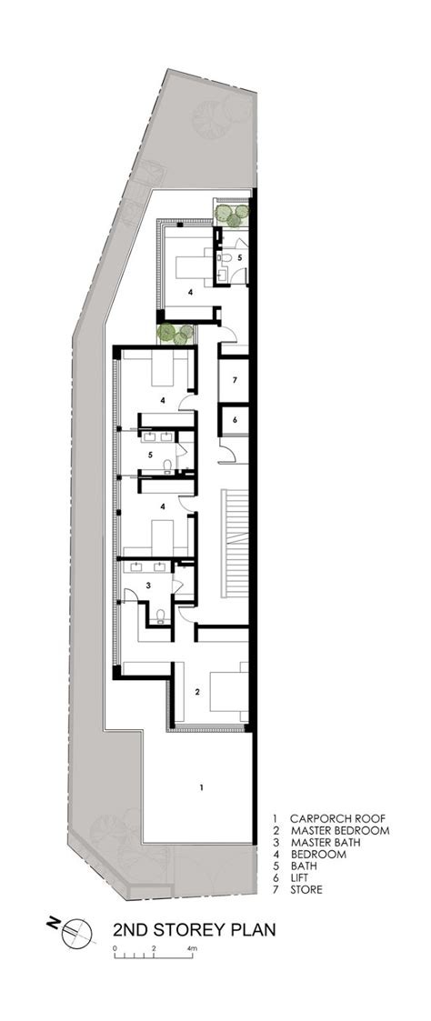 skinny houses floor plans the 25 best narrow house plans ideas on pinterest