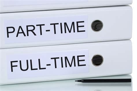 Benefits Time Vs Part Time Mba by Preparing To Engage Workers Employment Types Ask The