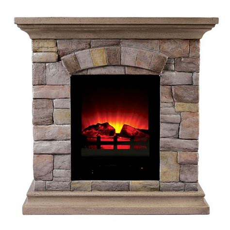 29 5 quot juna faux electric fireplace