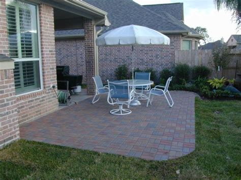 houston patio pavers patio pavers houston houston paver patios houston