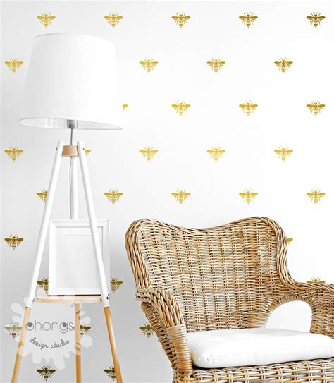 bumble bee home decor bee wall decal bumblebee stickers home decor nursery